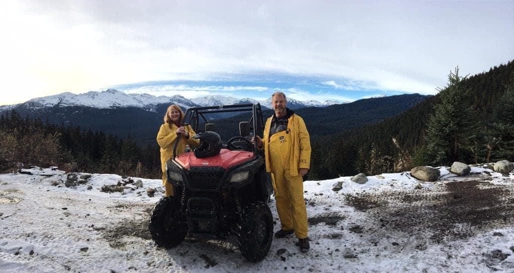 Buggy Touring in Whistler, British Columbia