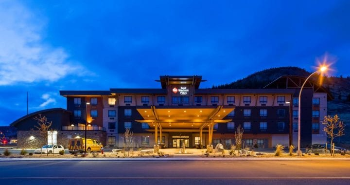 Best Western Plus Merritt – the best little hotel in the West!