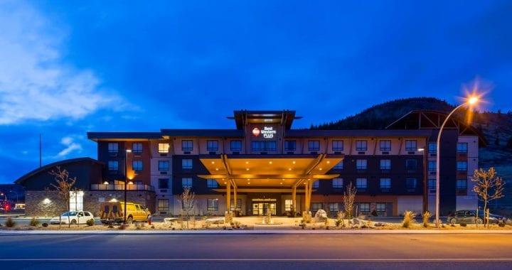 Best Western Plus Merritt – the best little hotel in the West!