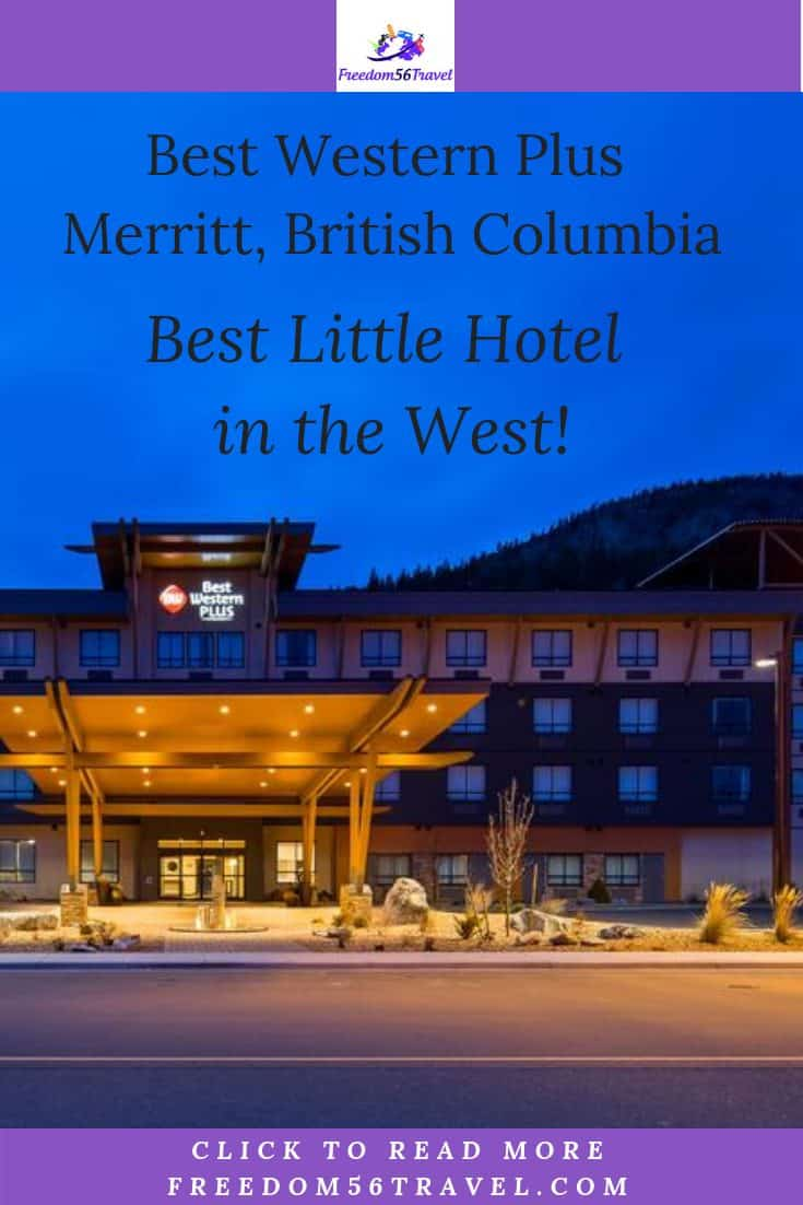 Looking for a hotel in British Columbia? A few hours away from Kelowna and Vancouver, this great hotel is perfect for your photography road trip, winter mountain getaway or hiking adventure.