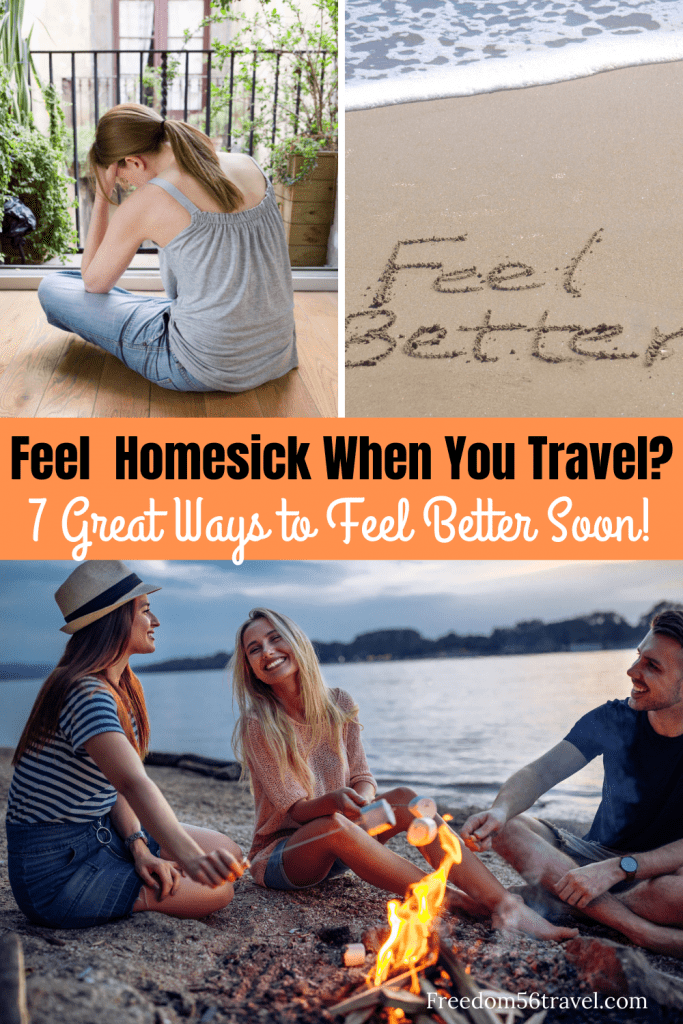 Pinterest image for Homesickness cures