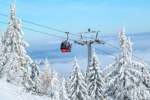 The Whistler Peak to Peak Gondola - an ideal best weekend getaways from Vancouver