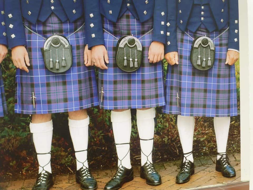 Travel Bucket List item - seeing men in Kilts in Scotland