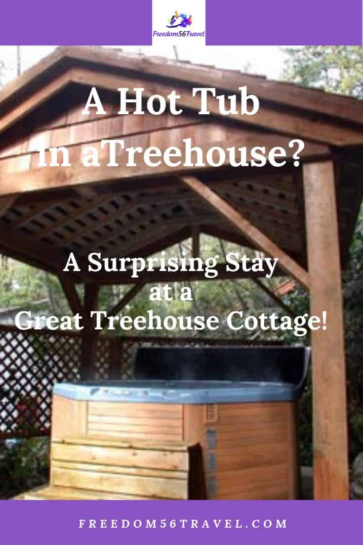 The Sunshine Coast in beautiful British Columbia offers unique homes near the beach, including a great Treehouse Cottage! There are so many things to do nearby. Great for couples and kids!