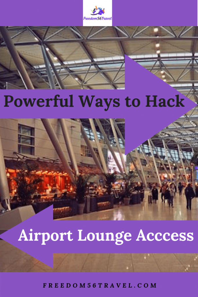 Pinterest image of airport concourse