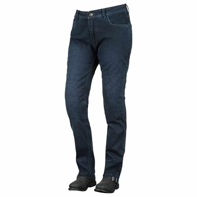 women's motorcycle jeans - part of women's biker apparel