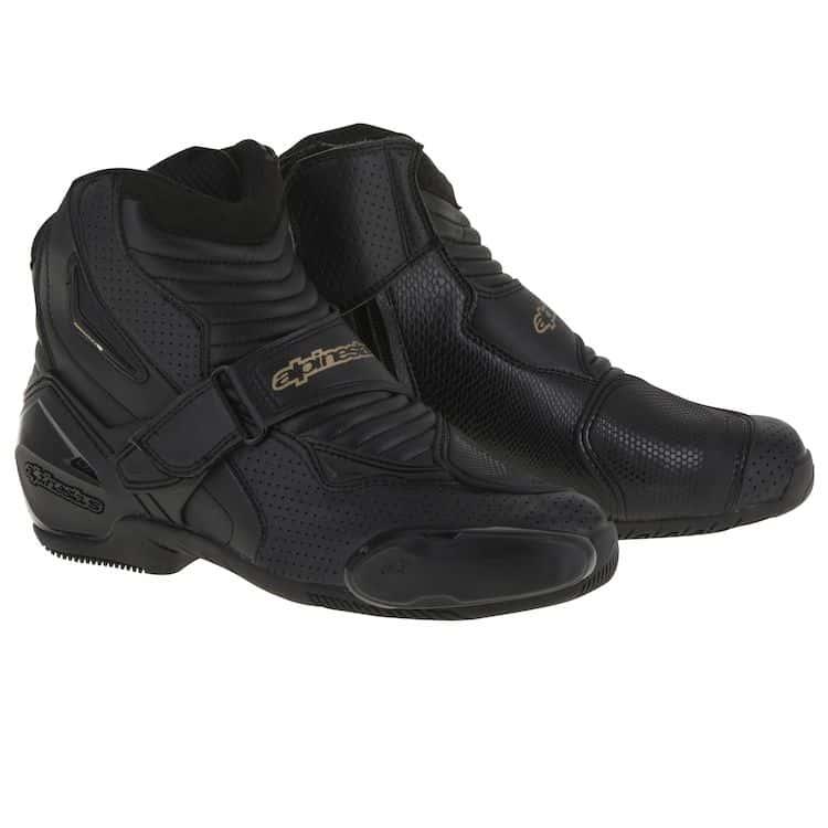 women's summer motorcycle boots - essential women's biker clothing