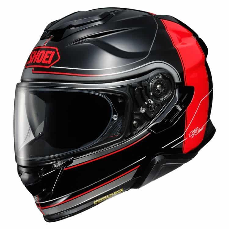 Shoei GT Air II Motorcycle helmet - an essential part of women's biker clothing