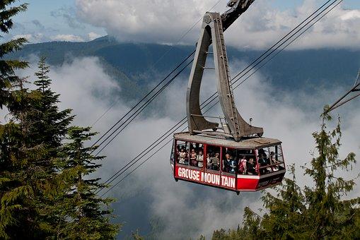 Grouse Mountain Sky Ride