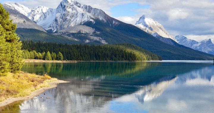 Vancouver to Banff Drive (Easy Canadian Rockies Itineraries)