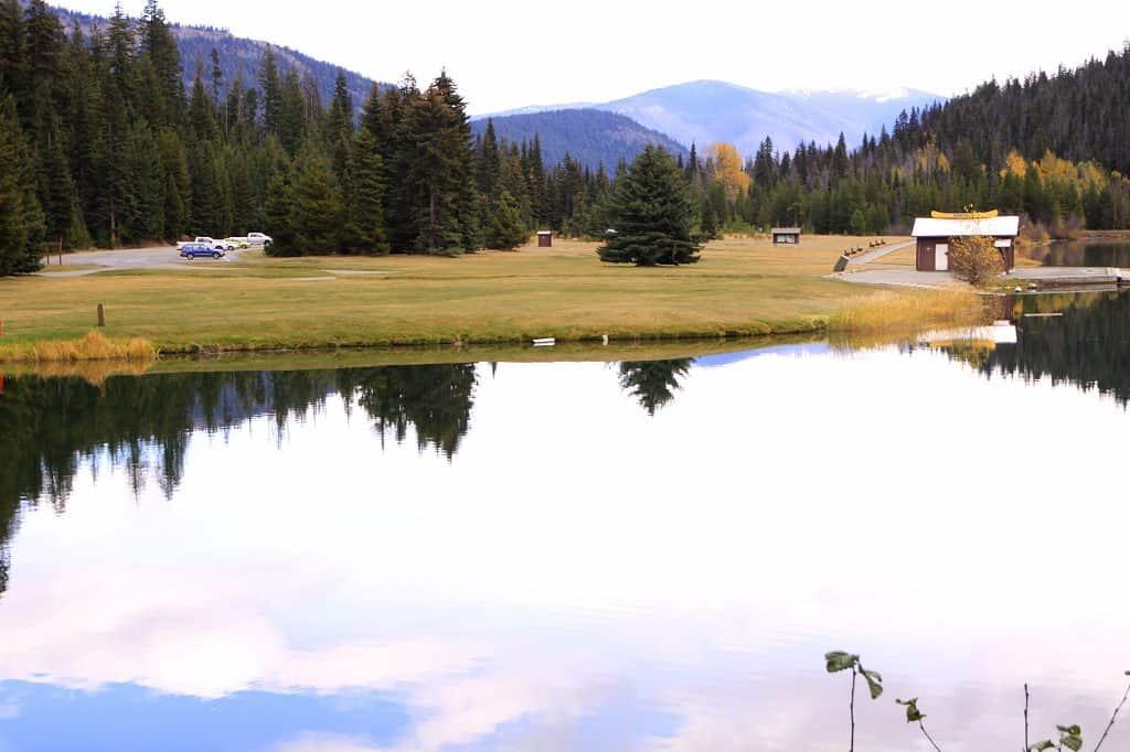 Manning Park, British Columbia
