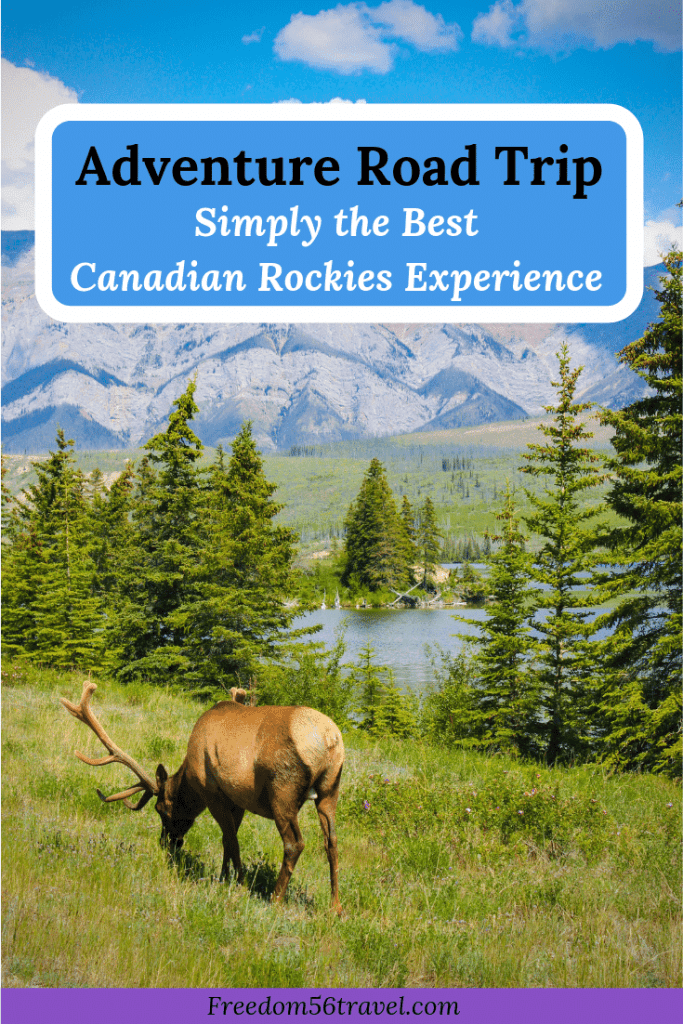 Vancouver to Banff Drive (Easy Canadian Rockies Itineraries) –