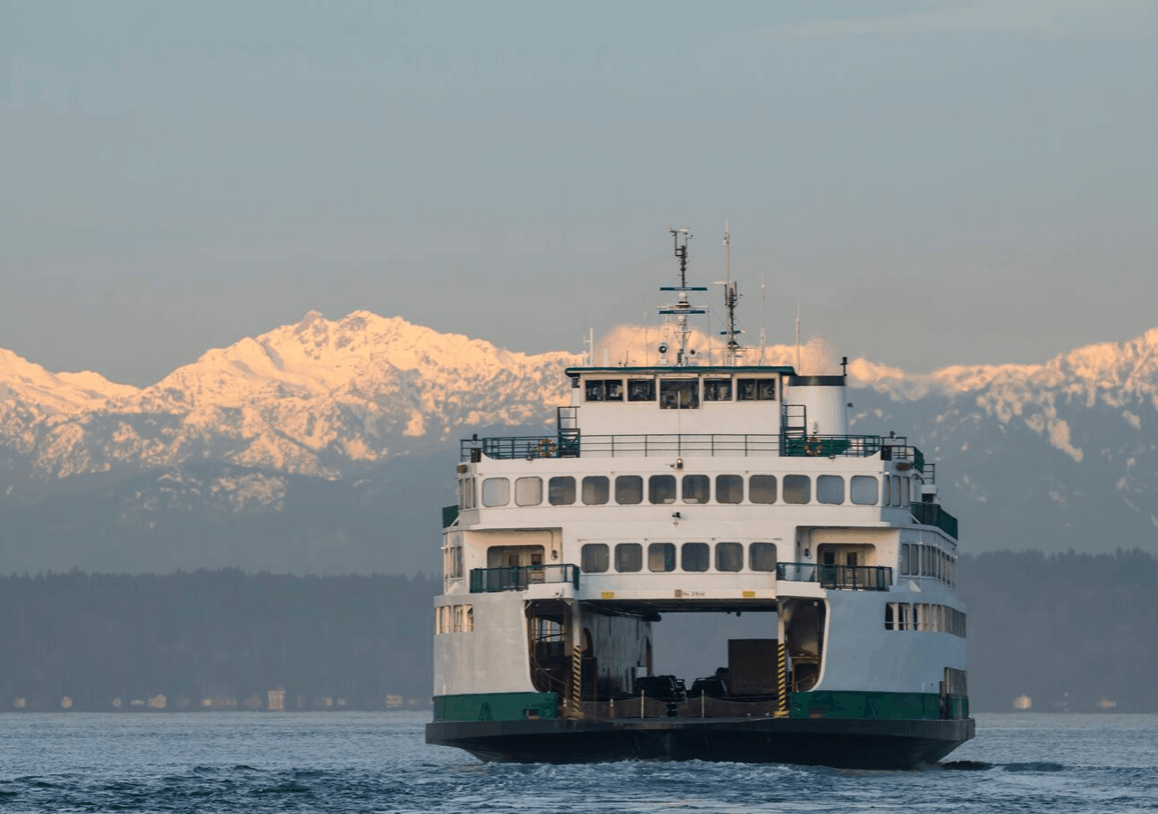 BC Ferries for a romantic getaway on Vancouver Island