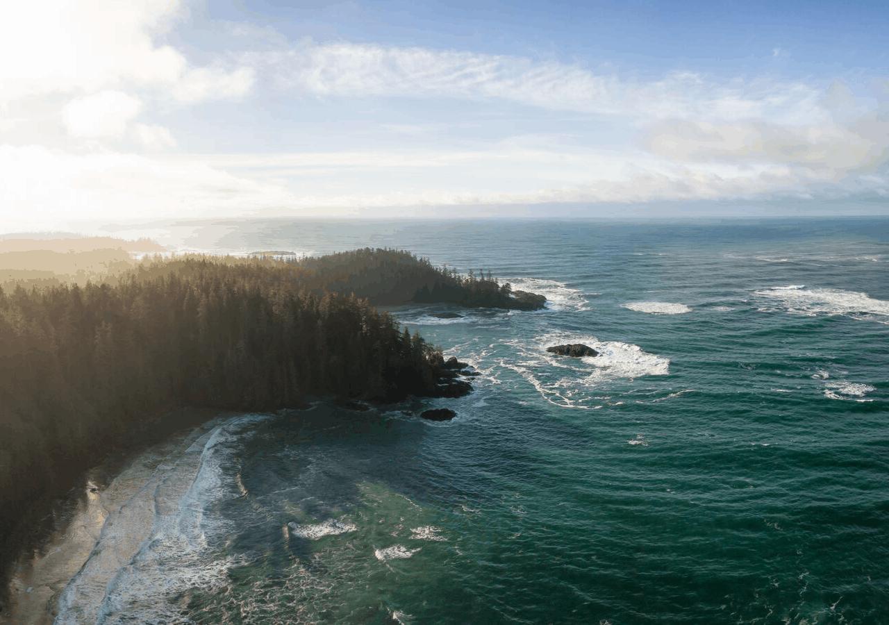 Rugged Vancouver Island - a BC Romantic getaway