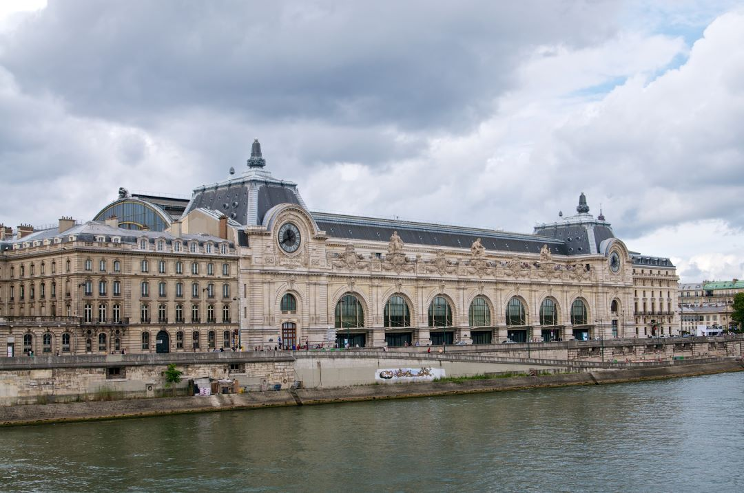 Musee d'Orsay in Paris - one day to Paris