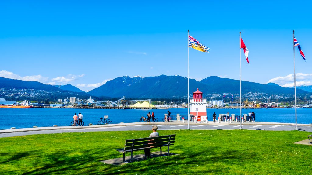 Brockton Point in Stanley Park, a great place to visit during a Vancouver two day itinerary